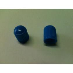 Čepička na ventilky modrá