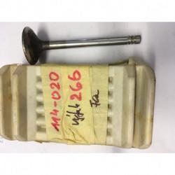 Sada výfukových ventilů průměr 8mm originál